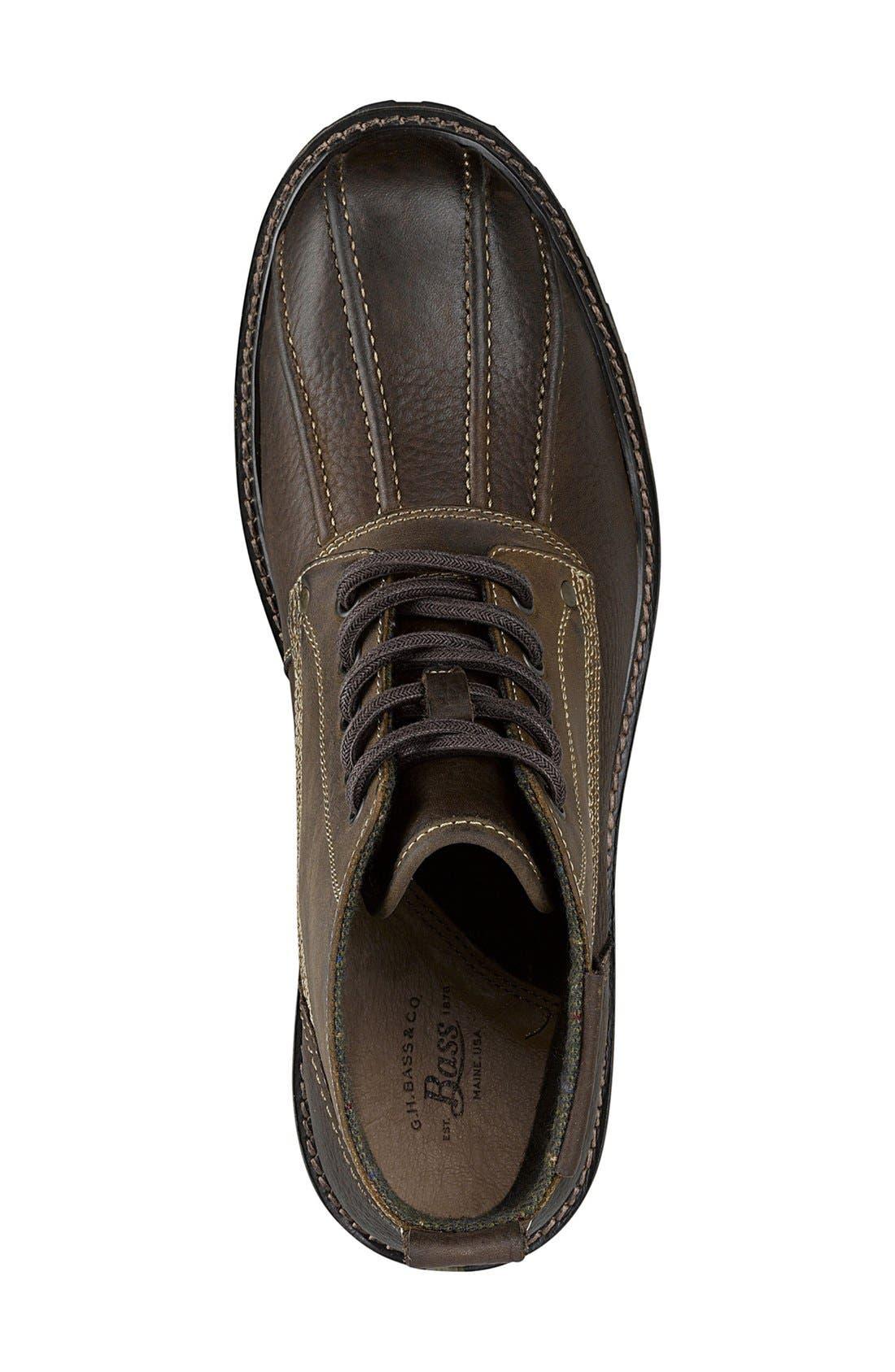 Alternate Image 3  - G.H. Bass & Co. 'Brigg' Plain Toe Boot (Men)