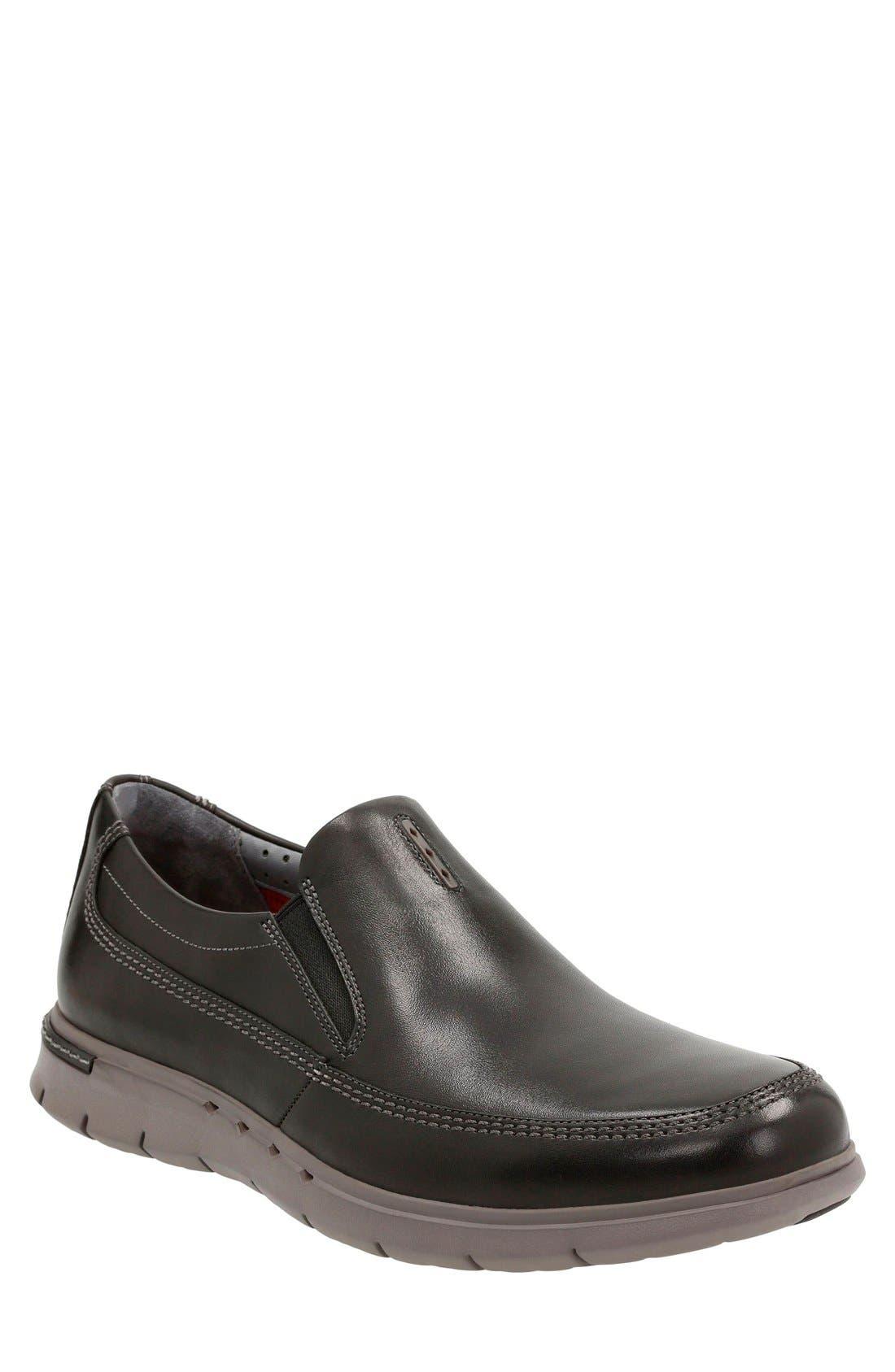 Clarks® 'Un.Byner' Slip-On Sneaker (Men)
