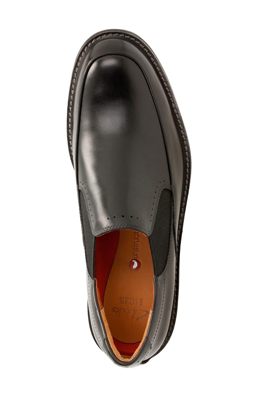 Alternate Image 3  - Clarks® 'Unstructured - Elott' Slip-On (Men)