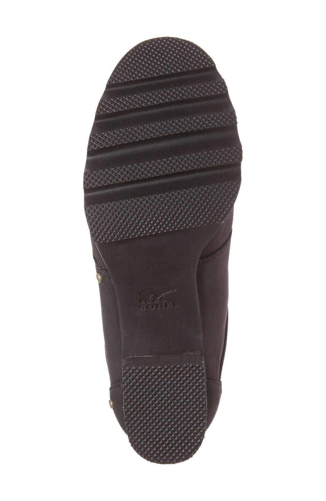 Alternate Image 4  - SOREL 'Addington' Waterproof Chelsea Boot (Women)