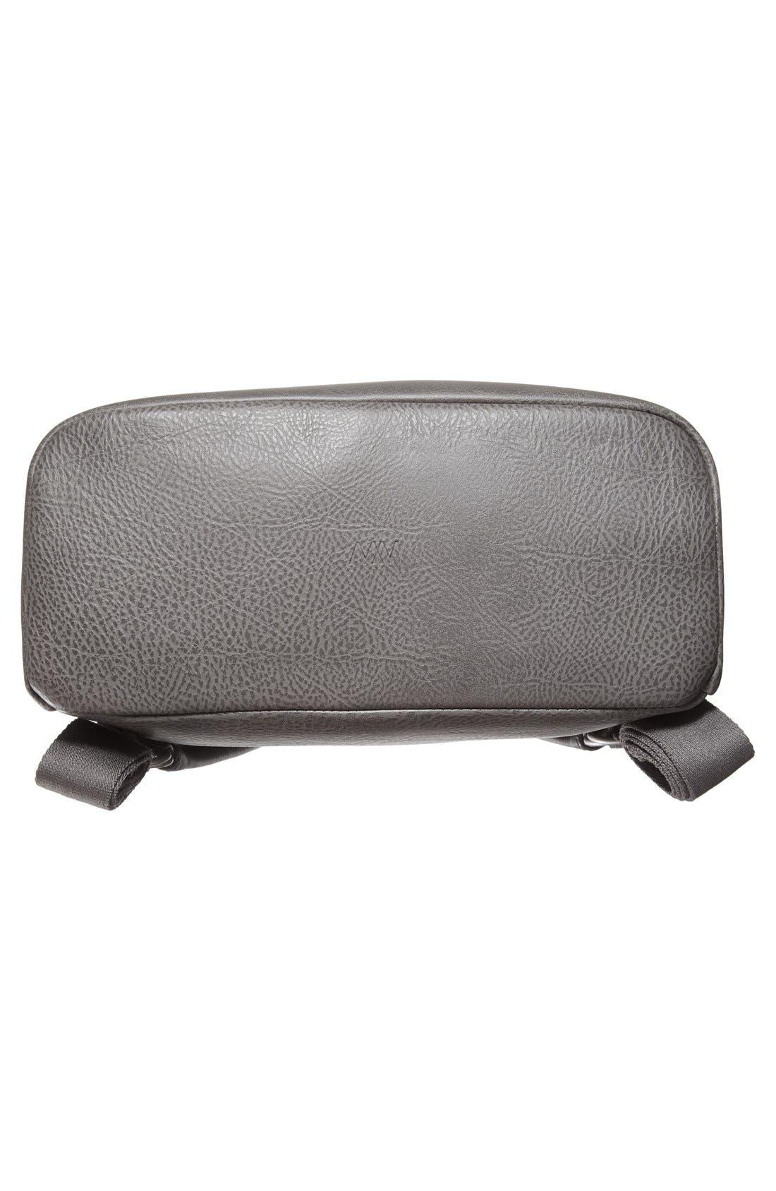 Alternate Image 6  - Matt & Nat 'July' Faux Leather Backpack
