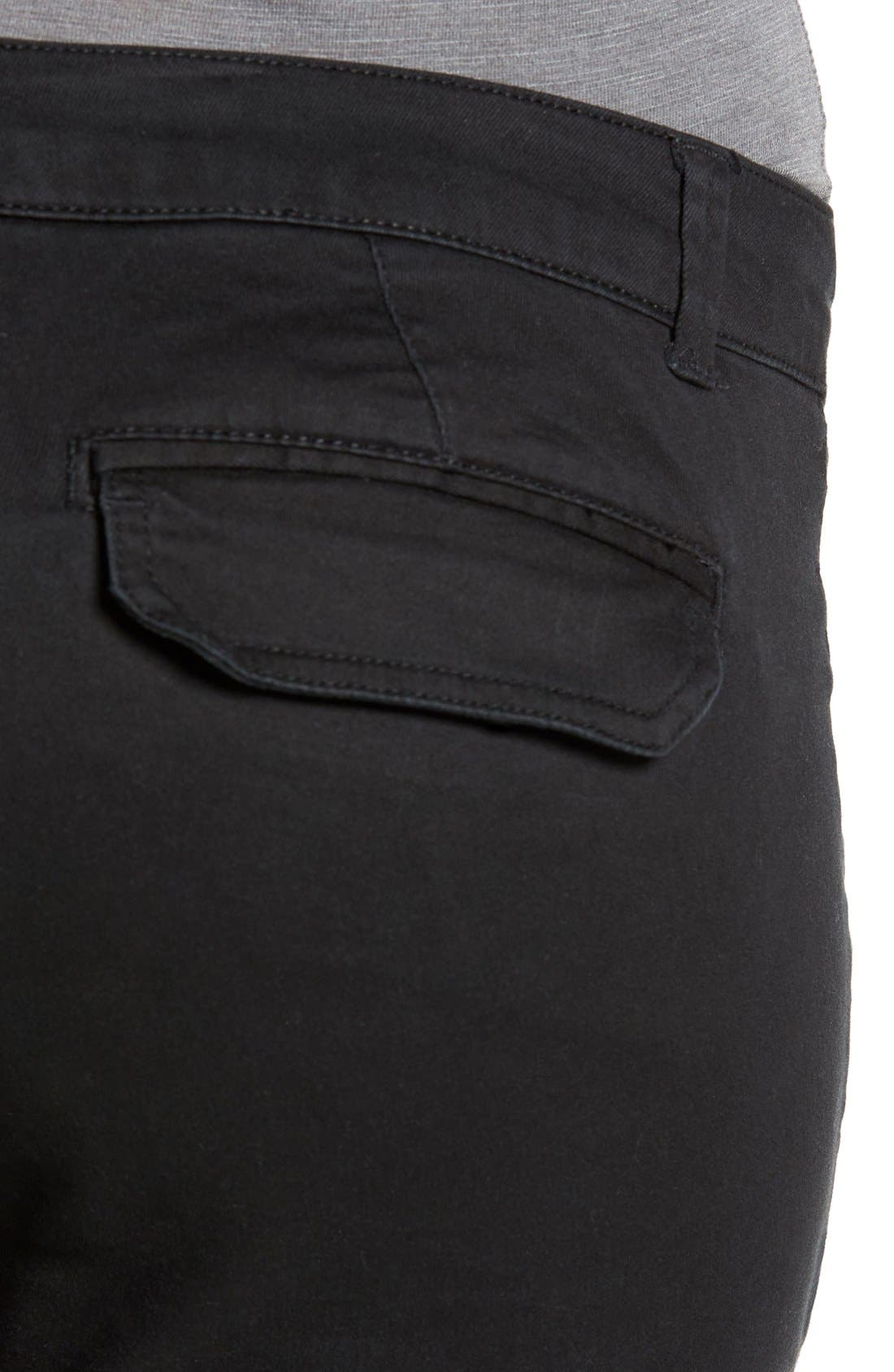 Alternate Image 6  - Wit & Wisdom Skinny Cargo Pants (Regular & Petite) (Nordstrom Exclusive)