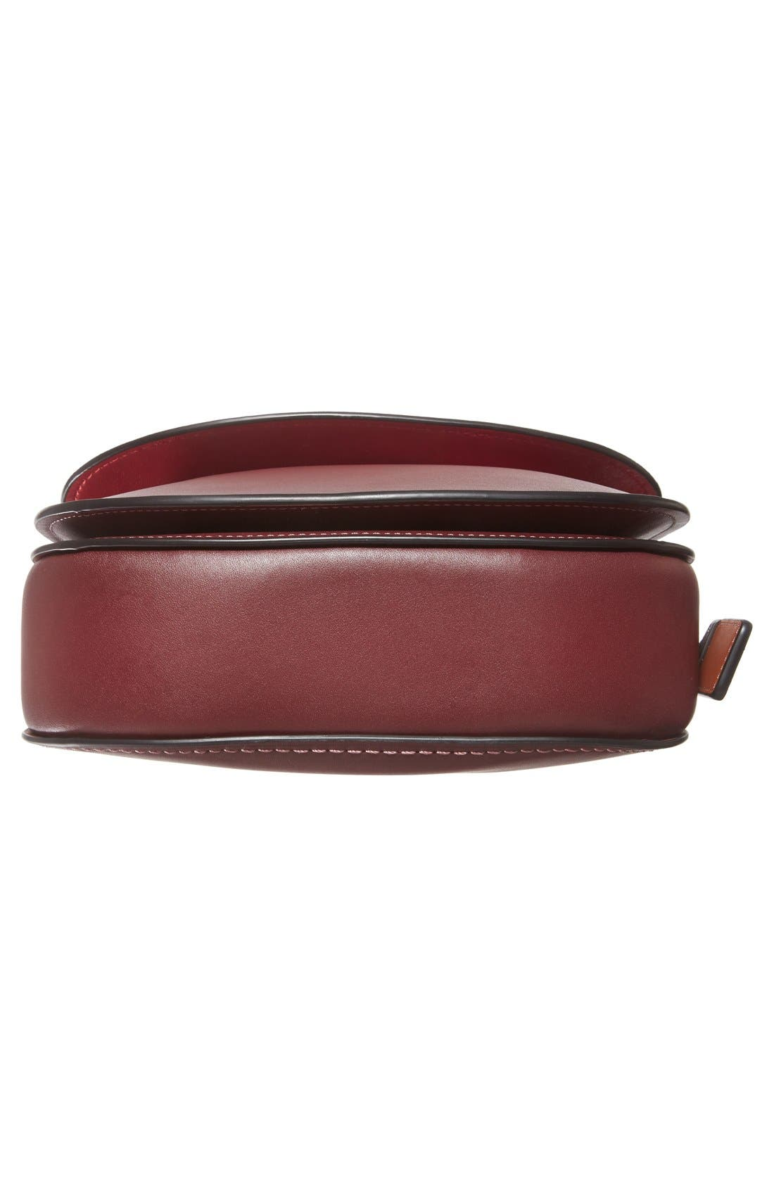 Alternate Image 6  - COACH 1941 '23' Leather Saddle Bag