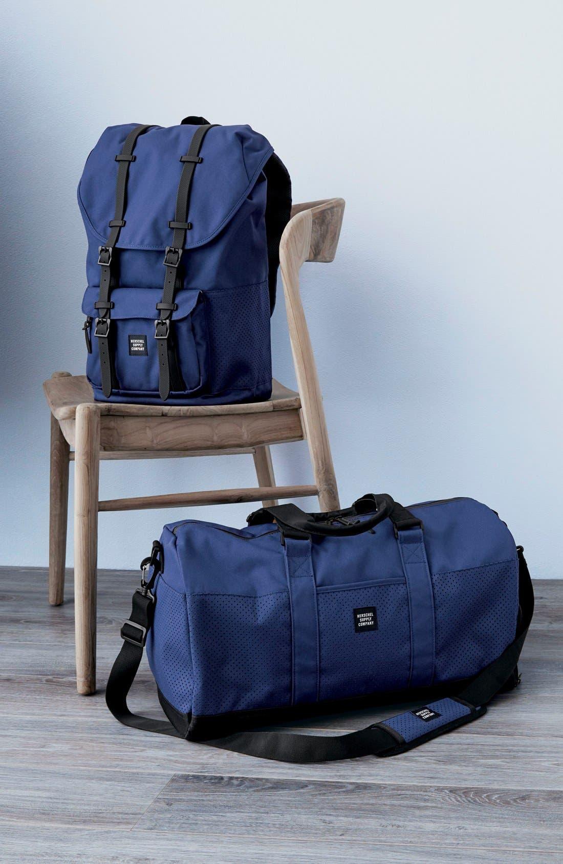 Alternate Image 8  - Herschel Supply Co. 'Novel' Duffel Bag