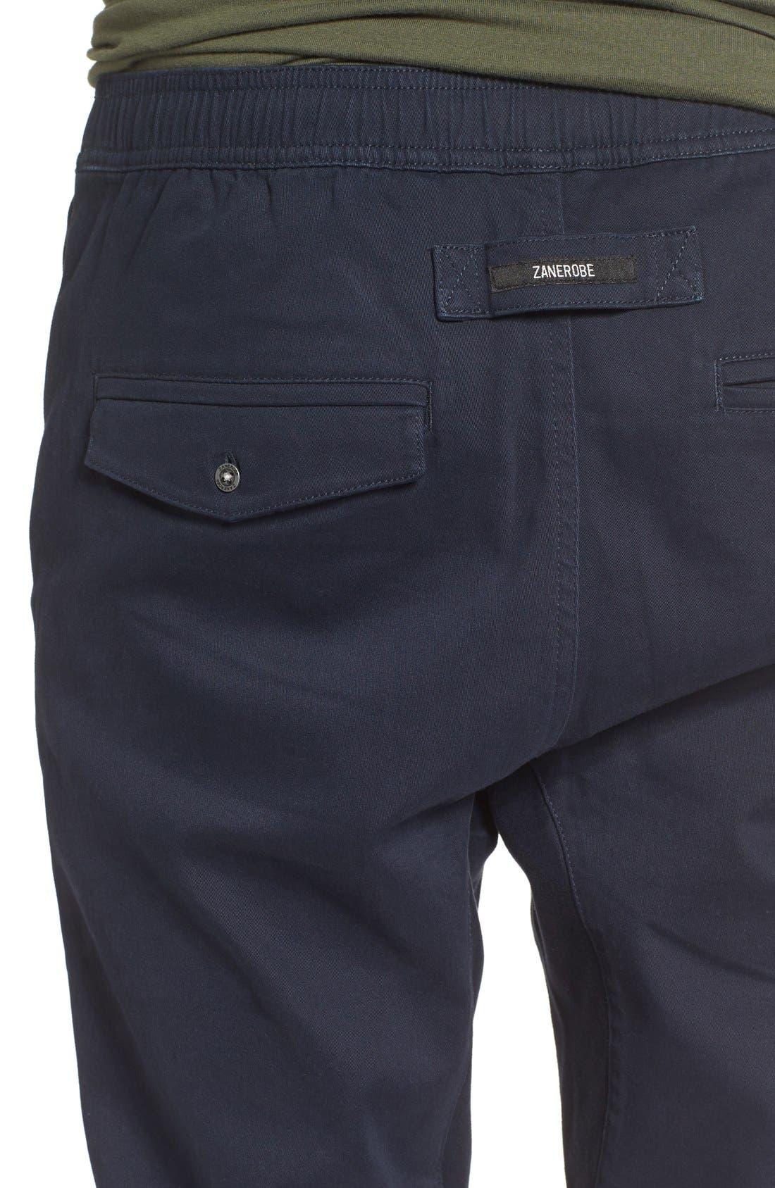 Sureshot Jogger Pants,                             Alternate thumbnail 4, color,                             Navy