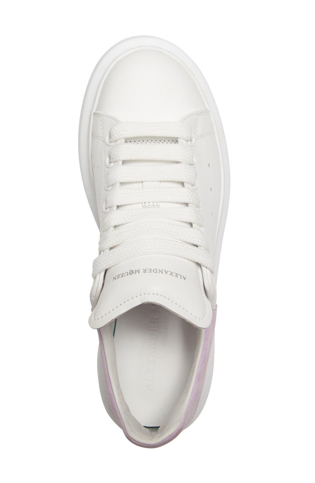 Alternate Image 3  - Alexander McQueen Sneaker (Women)