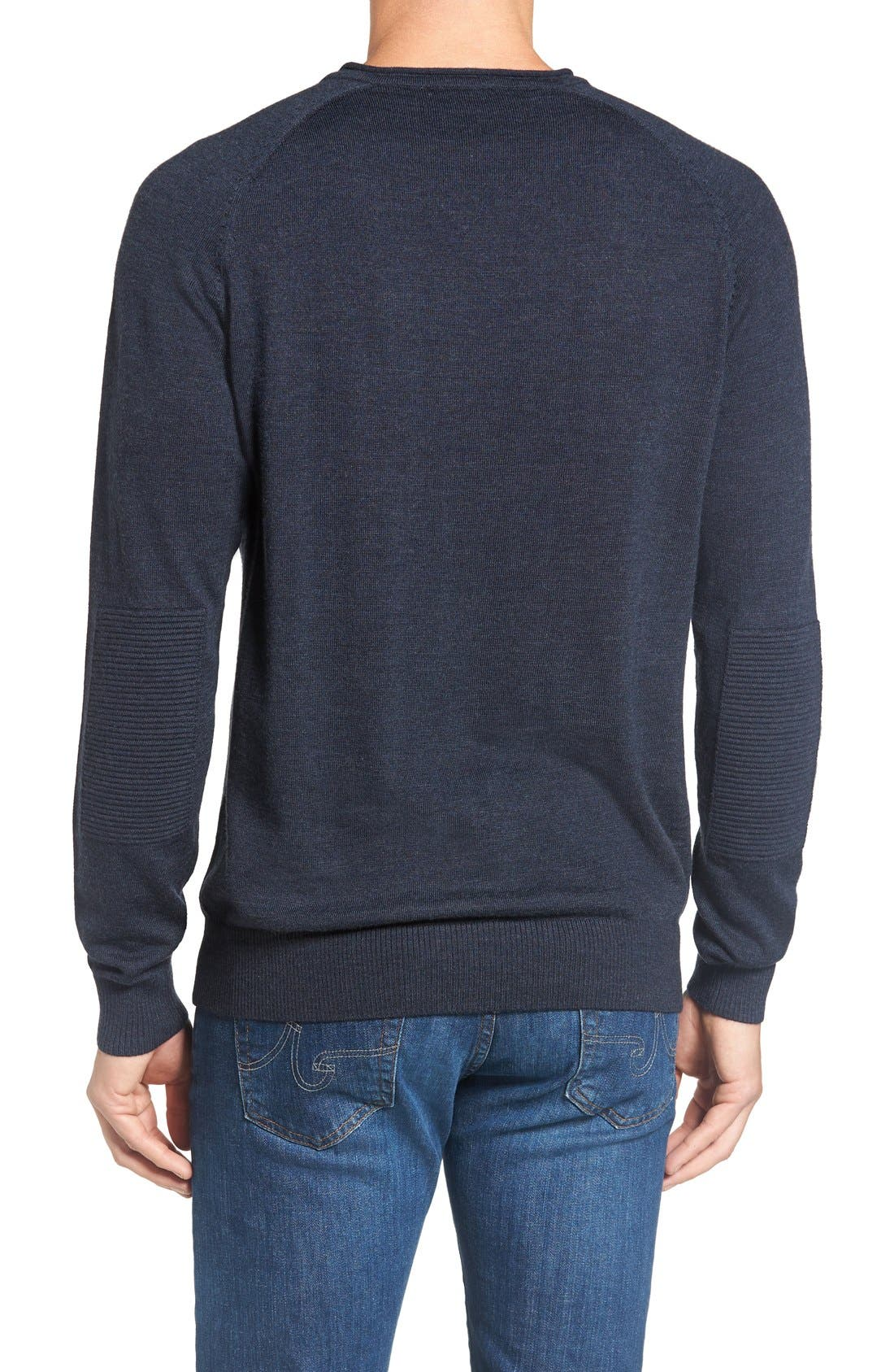 Alternate Image 2  - Rodd & Gunn 'Burwood Bay' Wool V-Neck Sweater