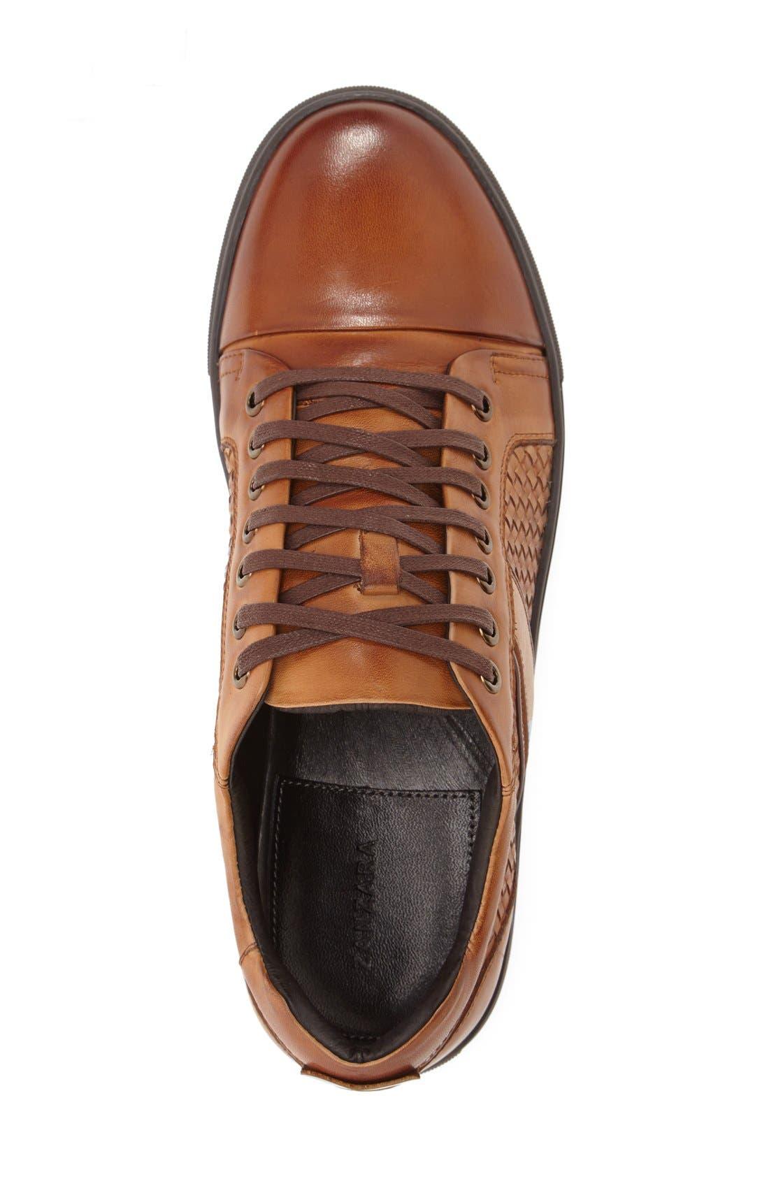 Alternate Image 3  - Zanzara 'Rhythm' Woven Sneaker (Men)