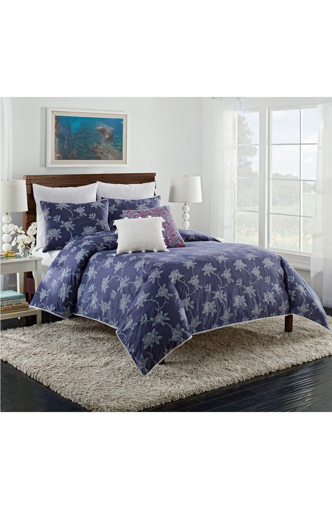 cupcakes and cashmere 'Sketch' Bedding Collection