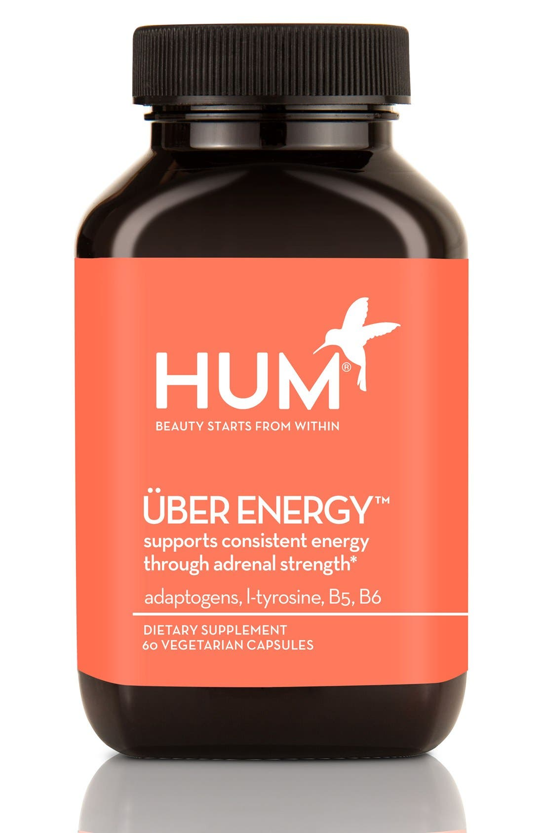 Uber Energy<sup>®</sup> Adaptogen Supplement,                             Main thumbnail 1, color,                             No Color