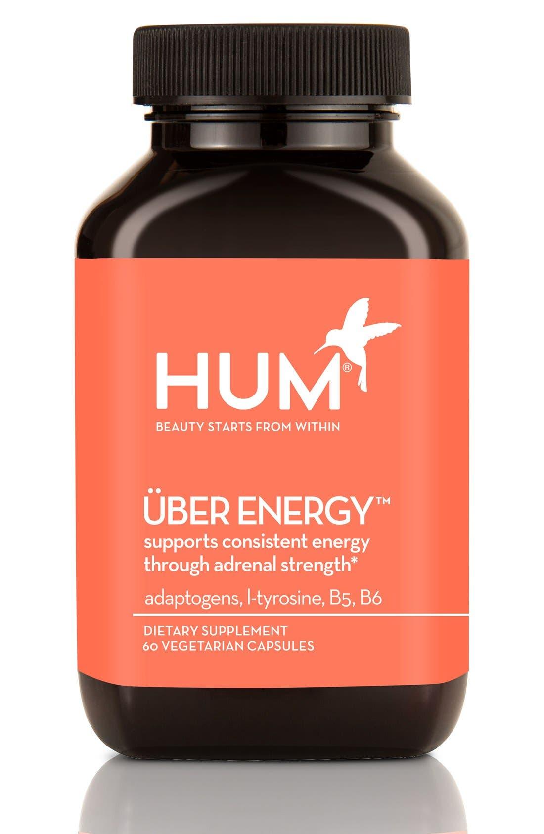 Hum Nutrition Uber Energy Capsules