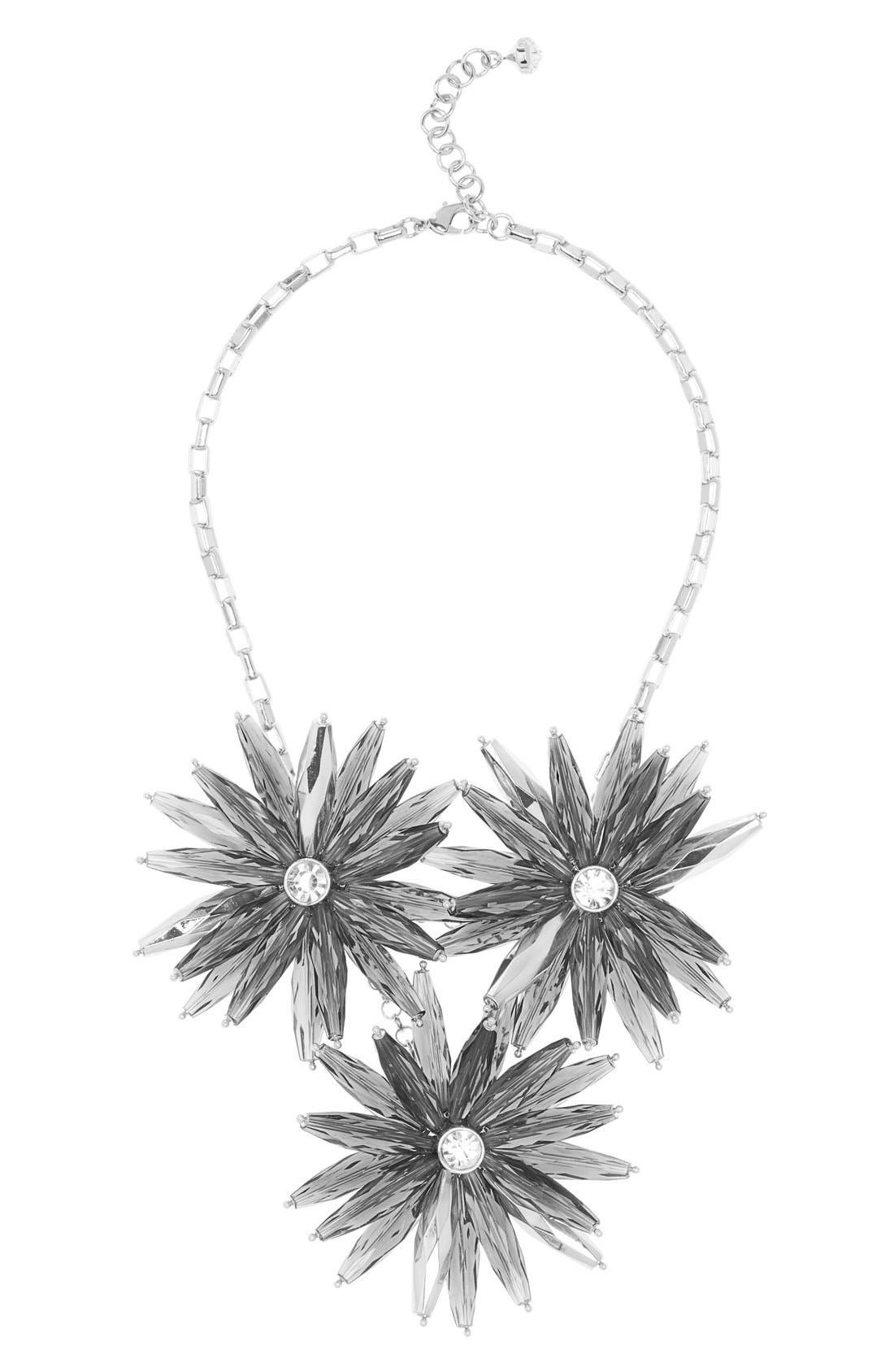Ted Baker London 'Petunea' Beaded Flower Necklace