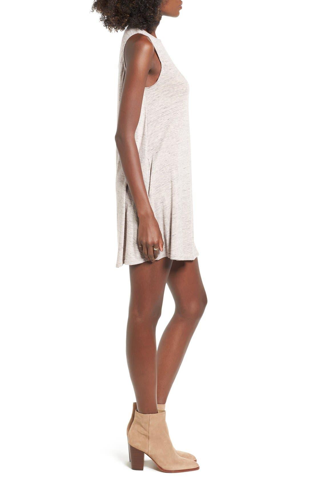 Alternate Image 3  - Socialite High Neck Dress