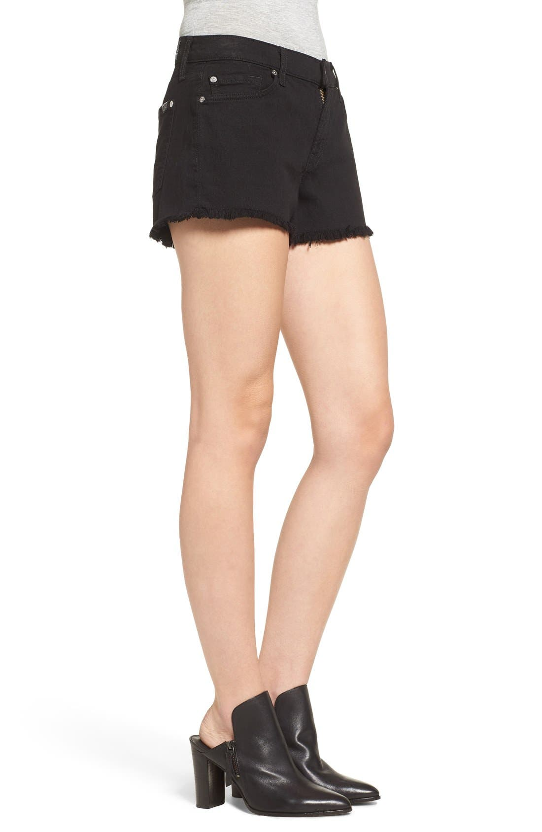 Alternate Image 3  - 7 For All Mankind® Cutoff Shorts
