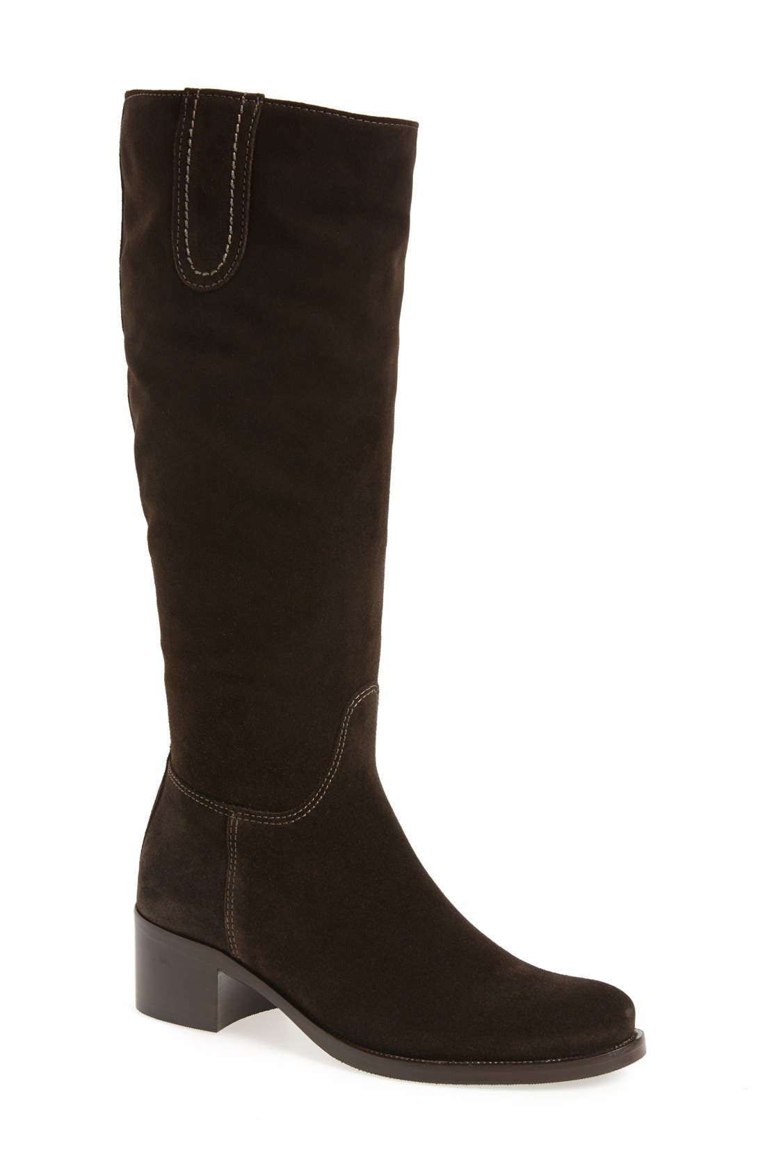 Alternate Image 1 Selected - La Canadienne 'Polly' Waterproof Knee High Boot (Women)