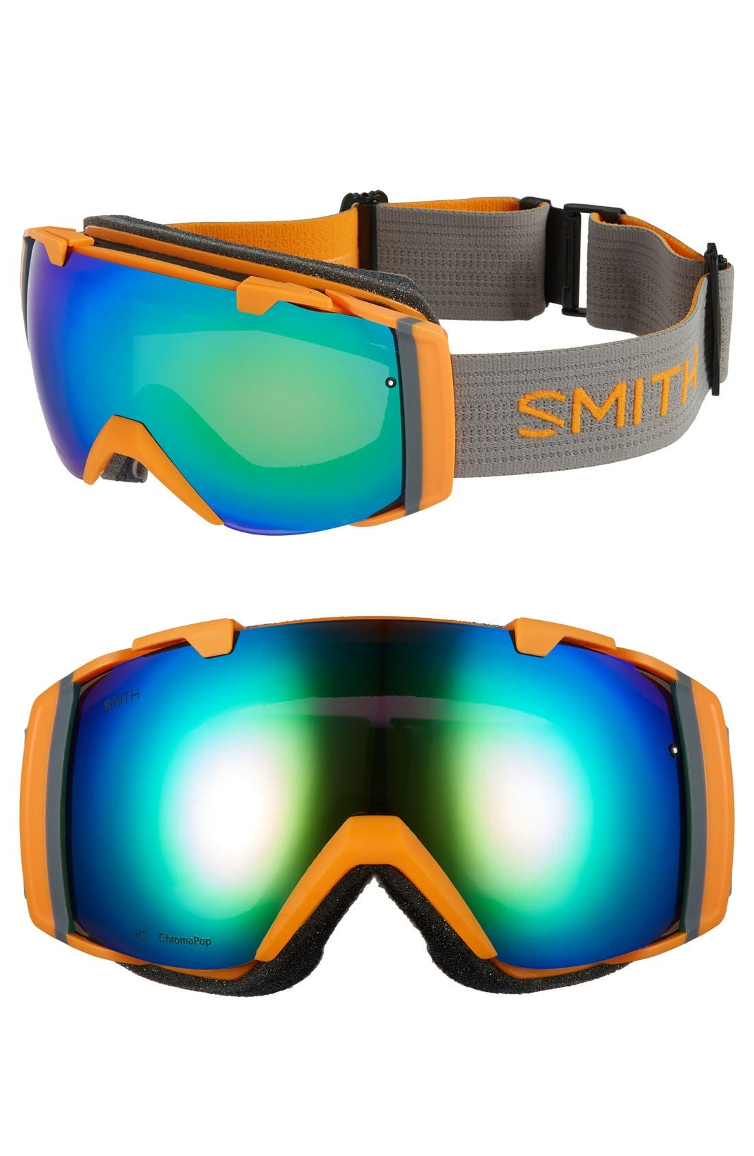 SMITH I/O 205mm Snow Goggles