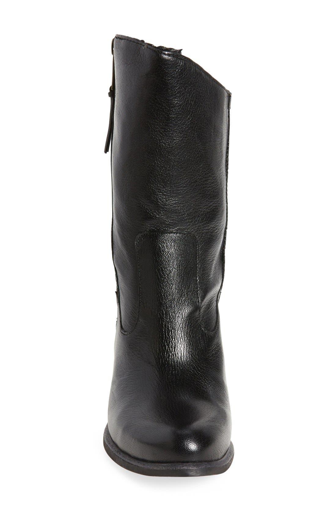 Alternate Image 3  - UGG® 'Lynda' Block Heel Boot (Women)