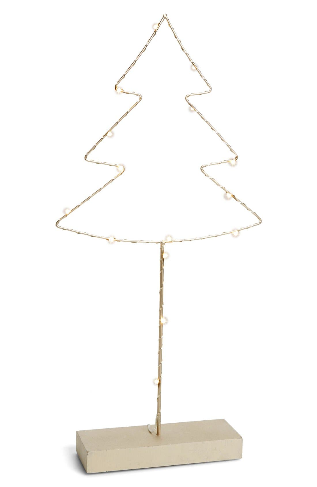 Arty LED Wire Christmas Tree Decoration | Nordstrom