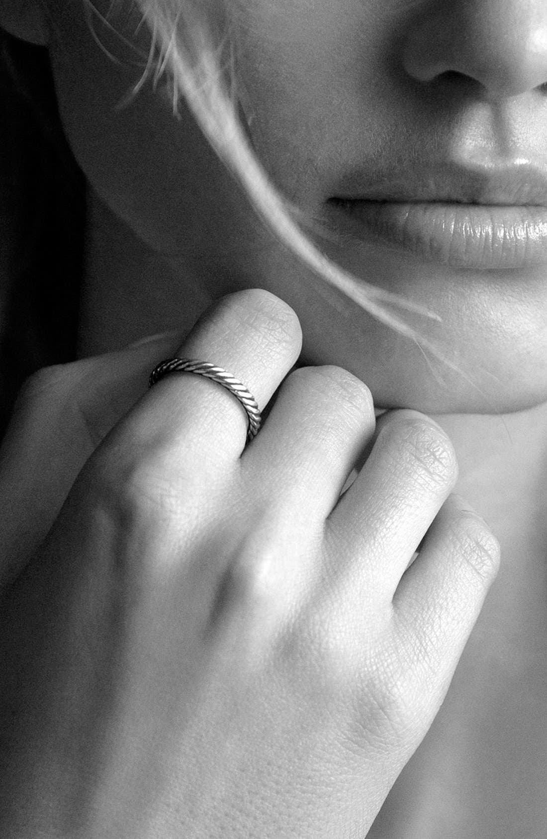 Alternate Image 3  - David Yurman 'Cable Classics' Band Ring