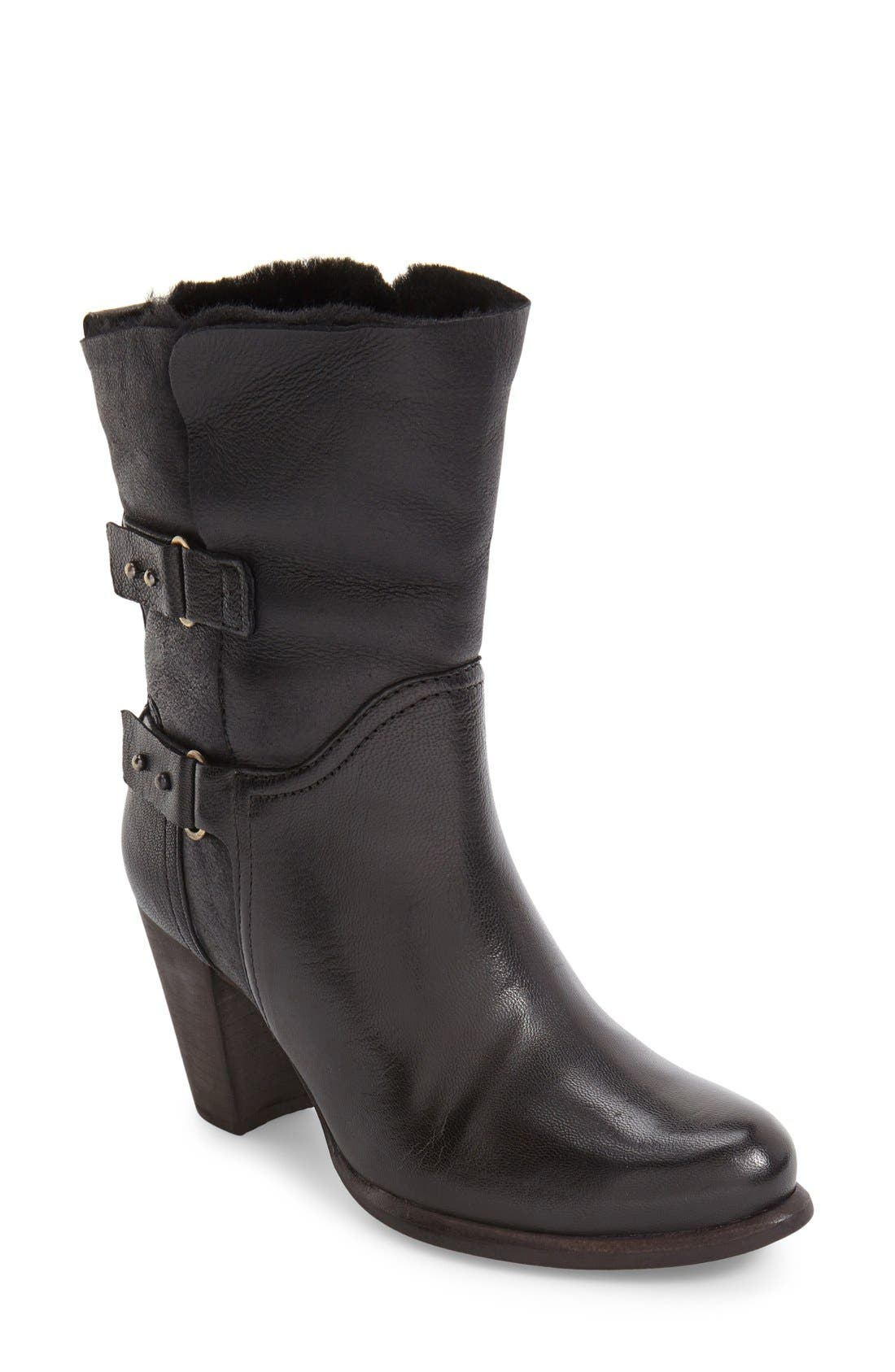 Alternate Image 1 Selected - UGG® Jayne Cuffable Bootie (Women)
