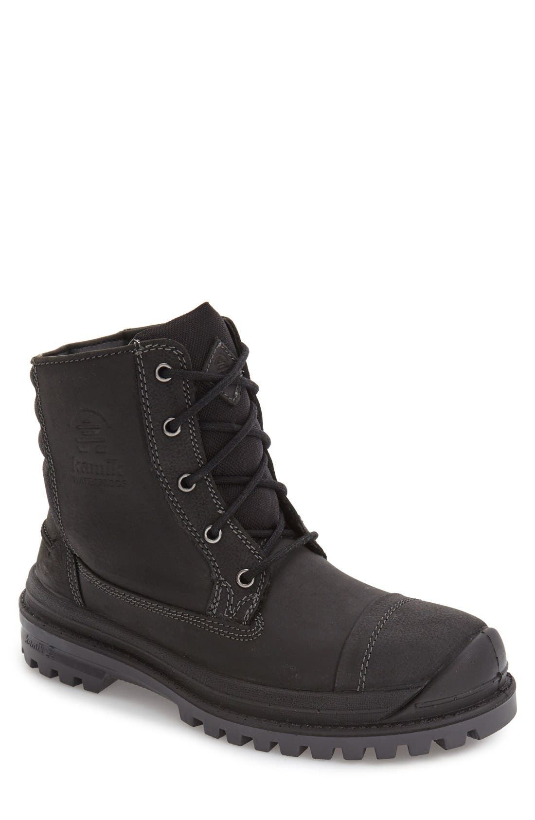 Alternate Image 1 Selected - Kamik Griffon Waterproof Boot (Men)