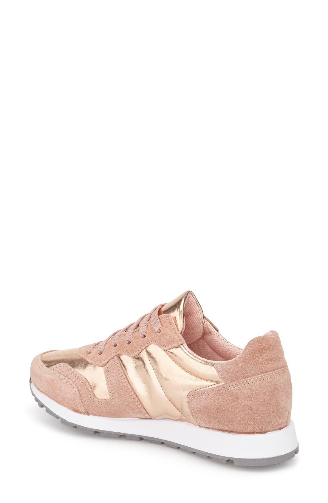 Alternate Image 2  - Topshop Charlie Sneaker (Women)