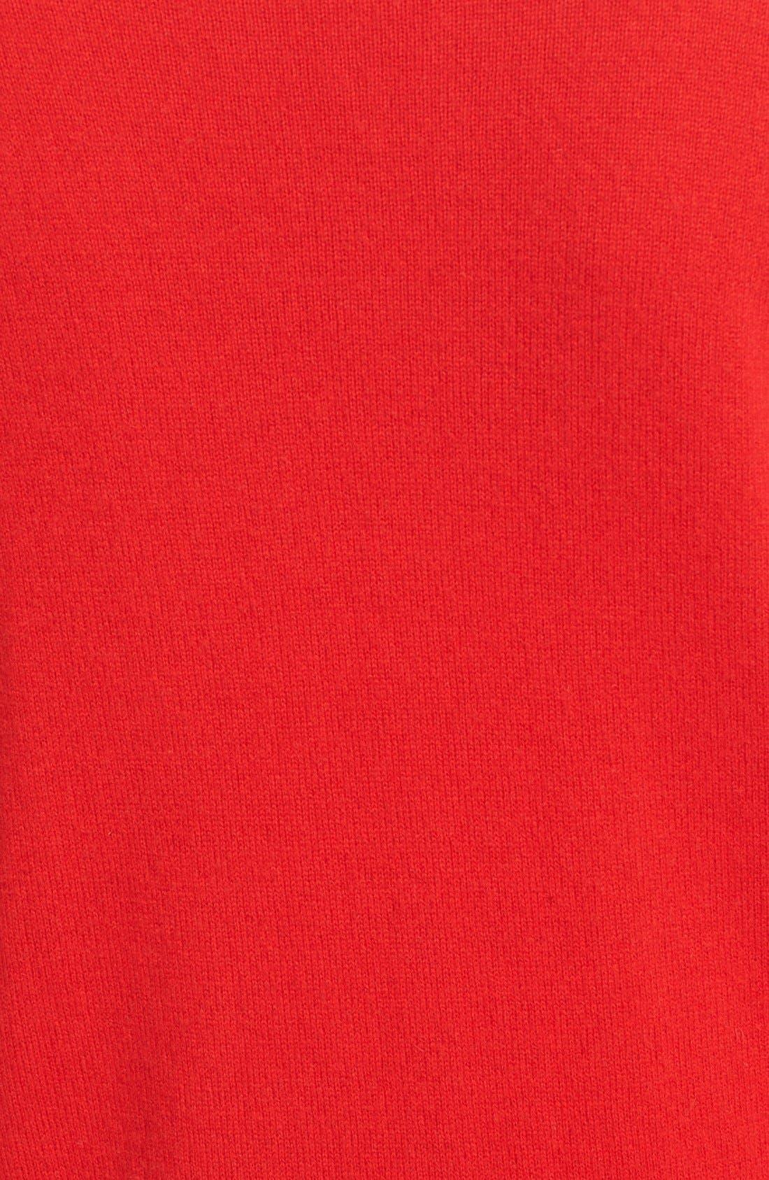Alternate Image 6  - Burberry Meesebrook Cashmere Sweater