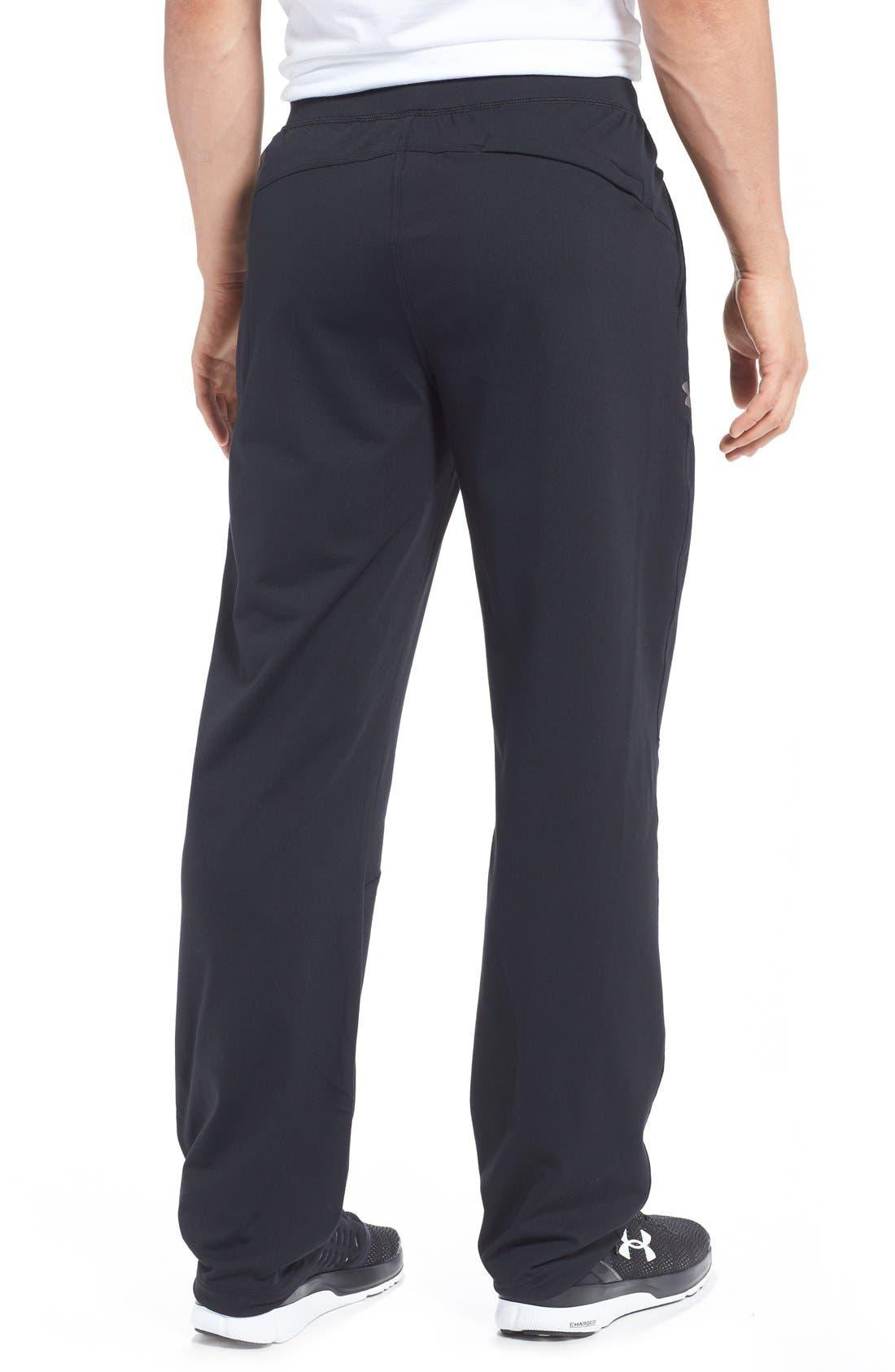 Alternate Image 2  - Under Armour Regular Fit Knit Training Pants