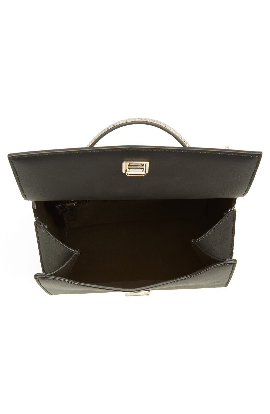 Alternate Image 3  - Givenchy Pandora Box Genuine Snakeskin Crossbody Bag