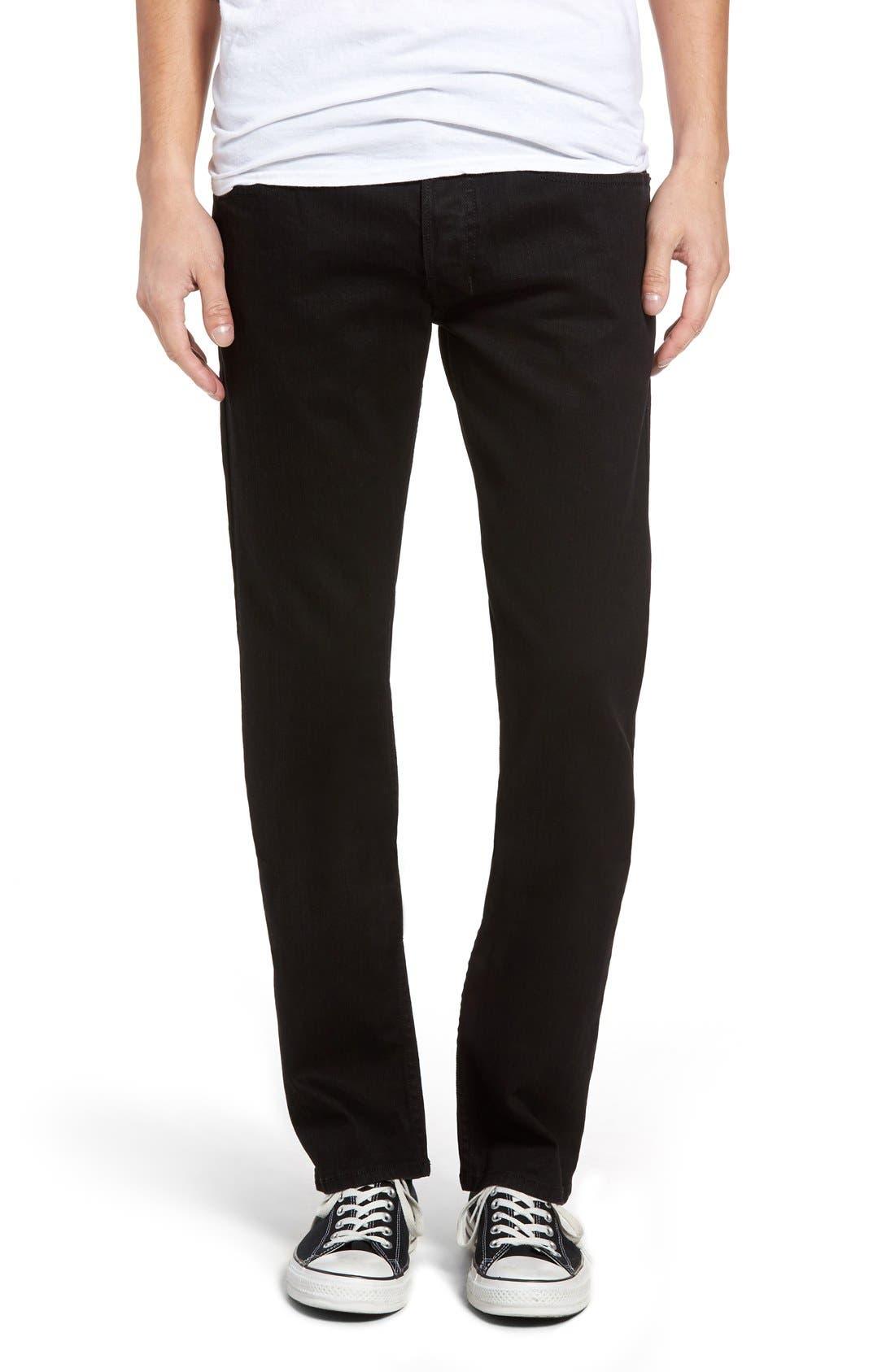 Alternate Image 1 Selected - DIESEL® Safado Slim Fit Jeans (Z886)