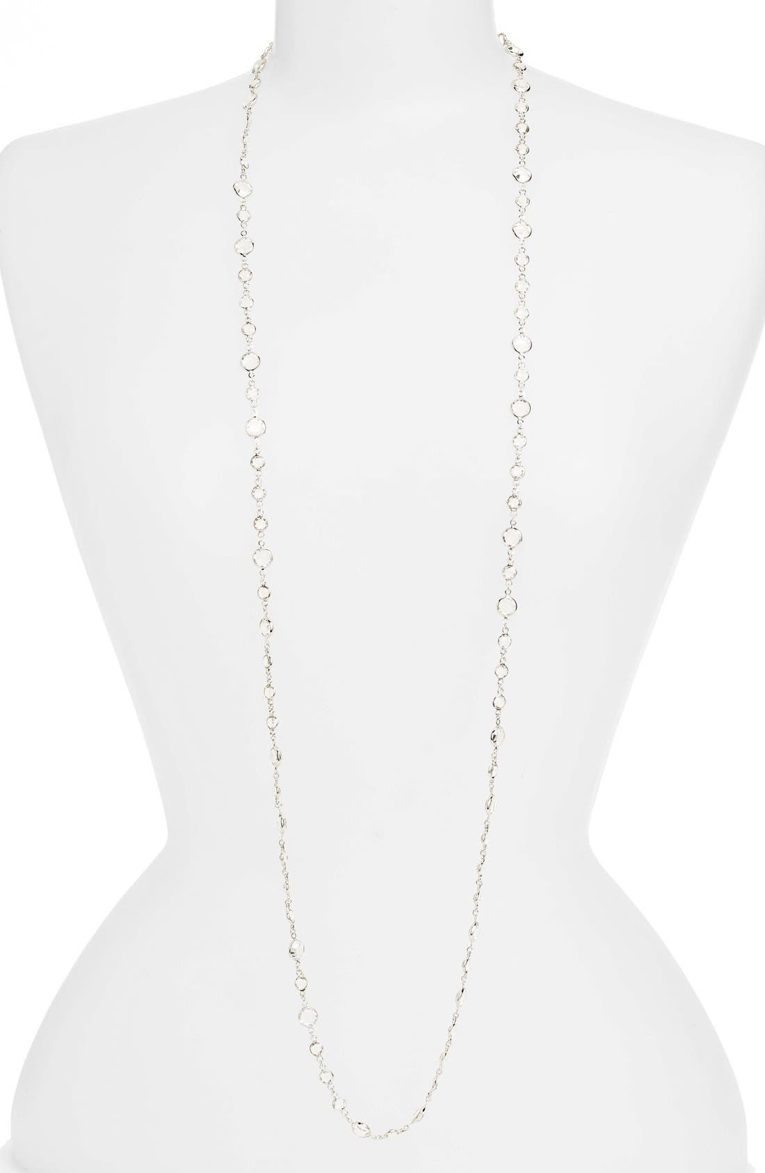 CRISTABELLE Station Necklace