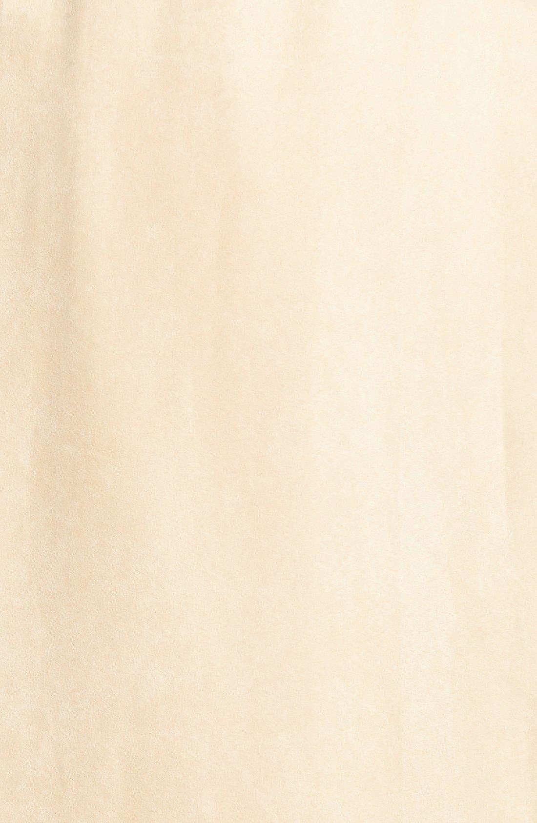 Strathcona Microfiber Robe,                             Alternate thumbnail 5, color,                             Fawn