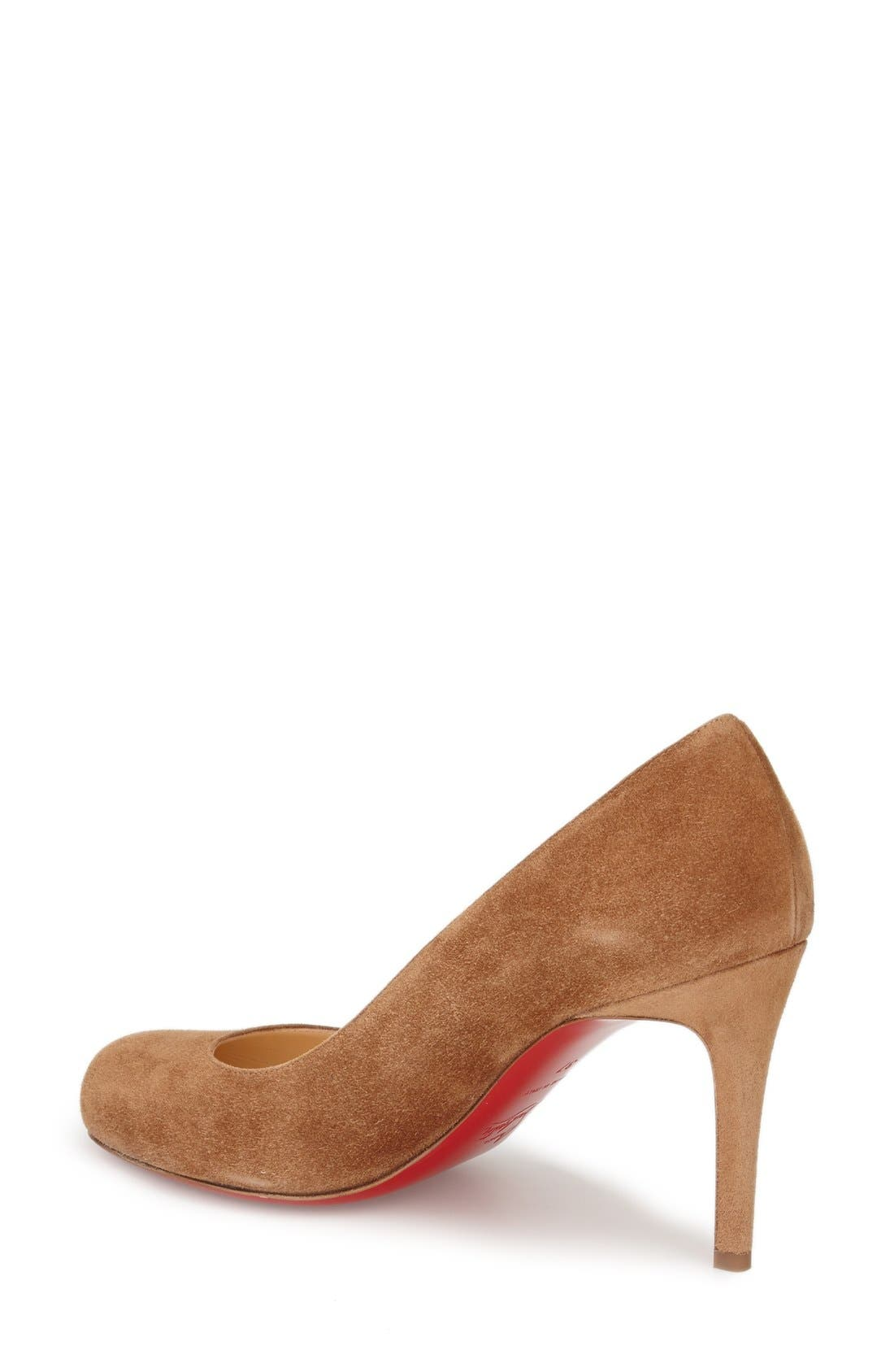 Alternate Image 2  - Christian Louboutin Simple Pump