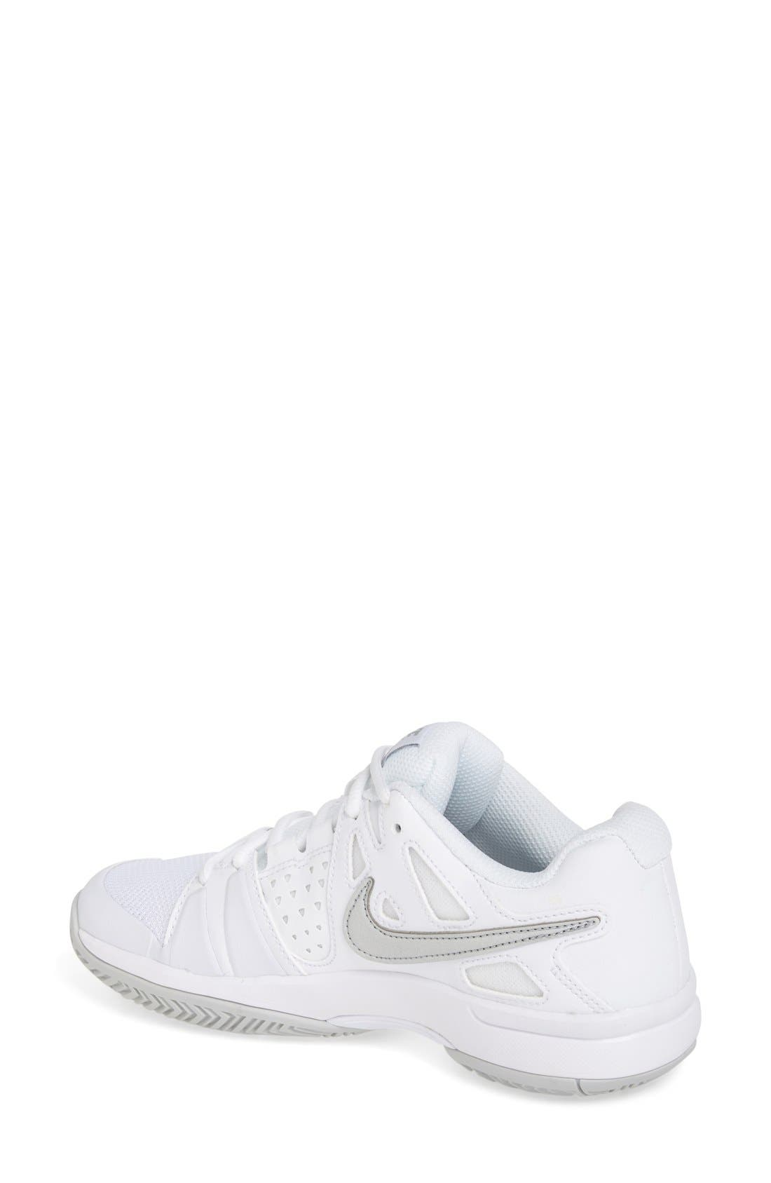 Alternate Image 2  - Nike 'Air Vapor Advantage' Tennis Shoe (Women)