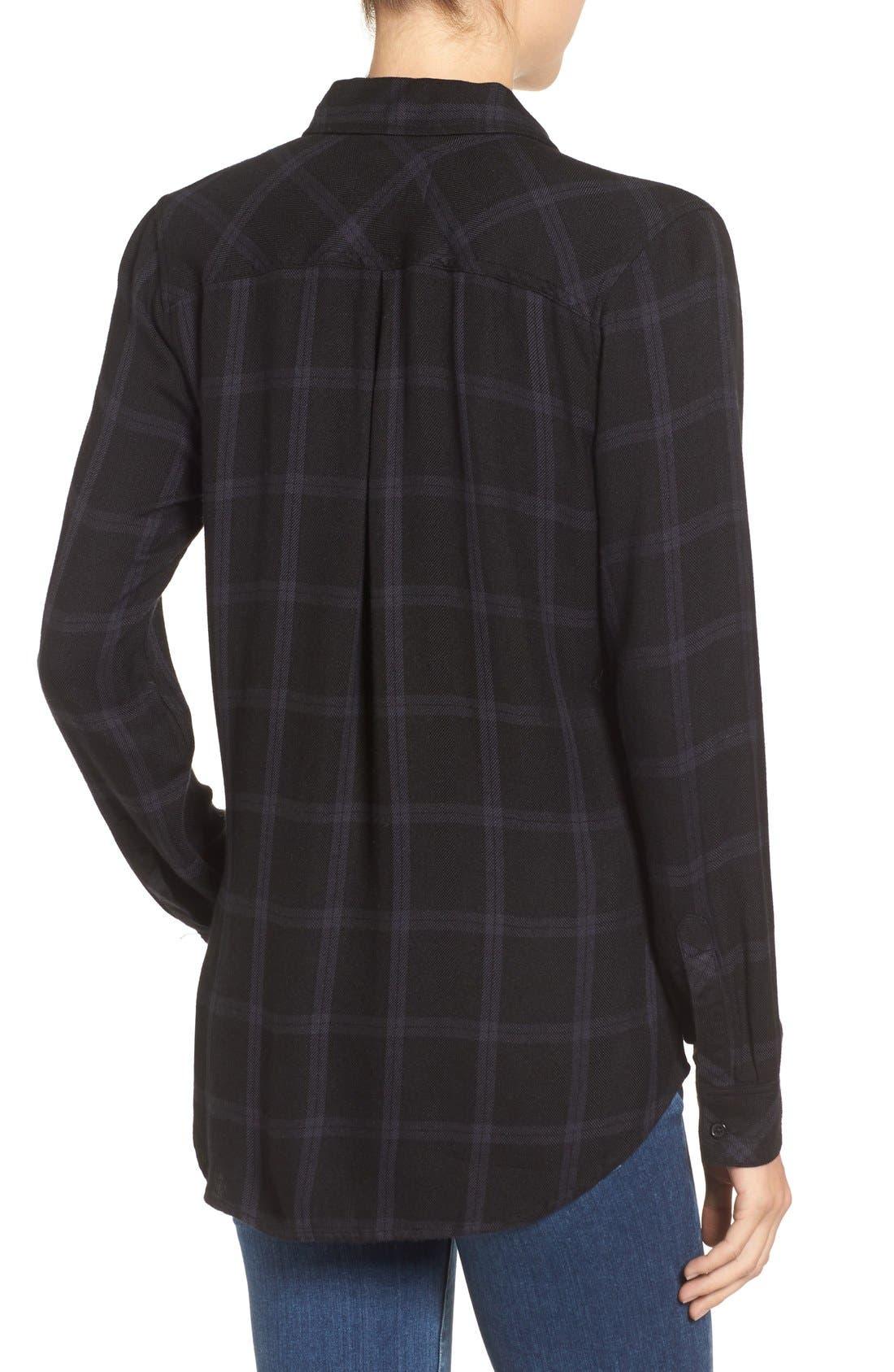 Alternate Image 2  - Rails Hunter Plaid Shirt