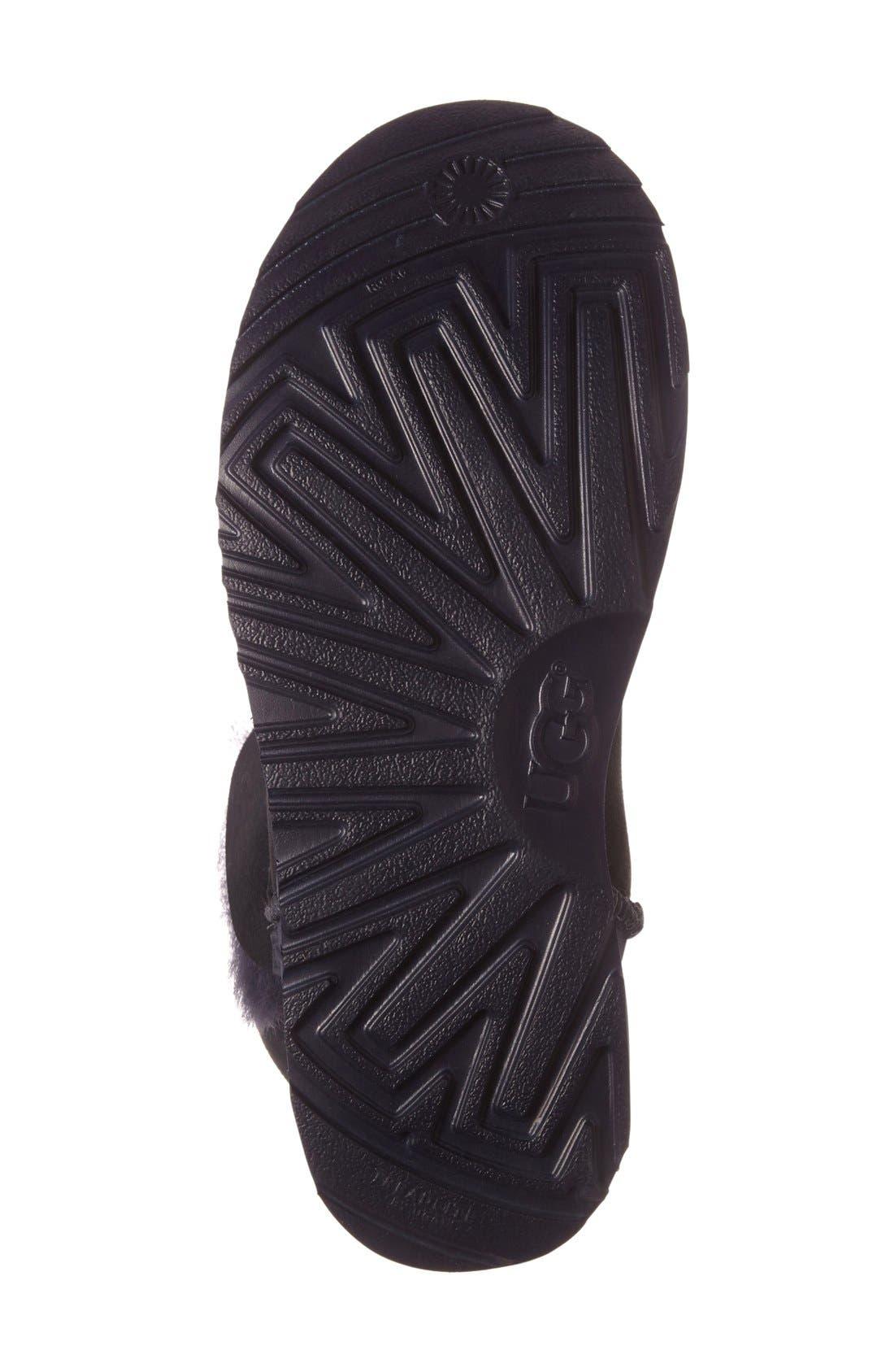 Alternate Image 4  - UGG® Classic Cuff Mini Boot (Women)