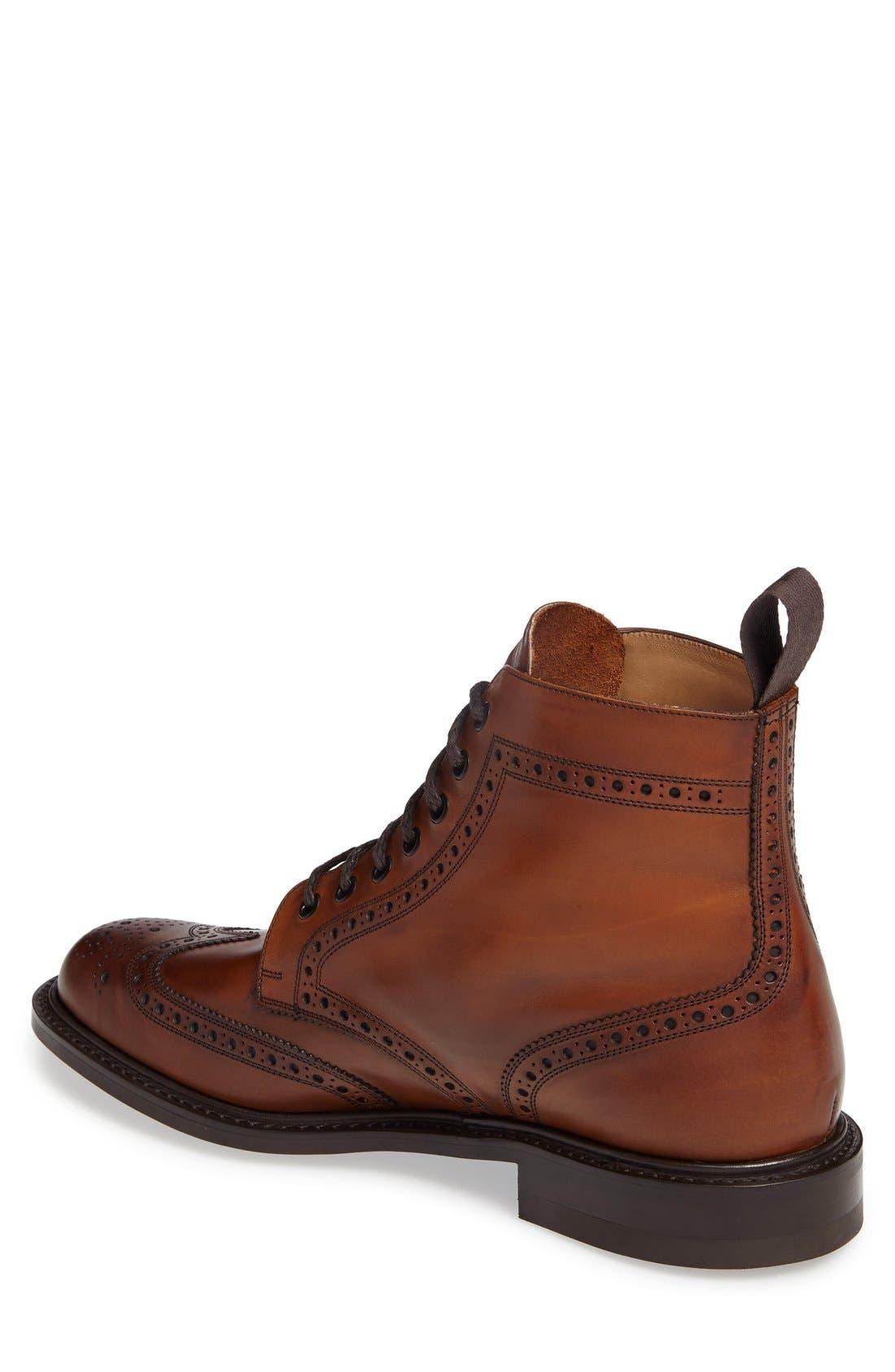 Alternate Image 2  - Church's Caldecott Wingtip Boot (Men)