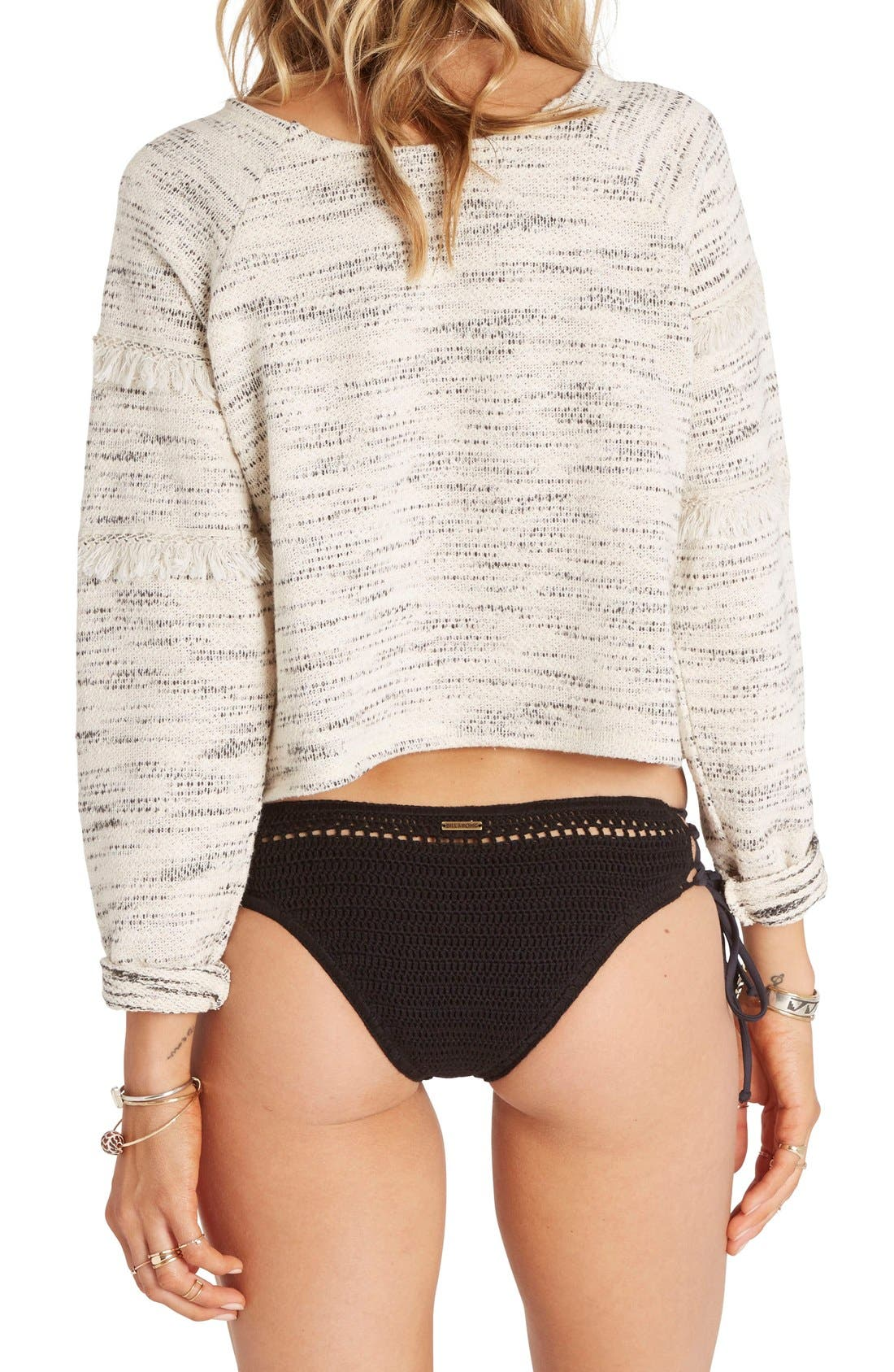 Alternate Image 2  - Billabong Only One Knit Top