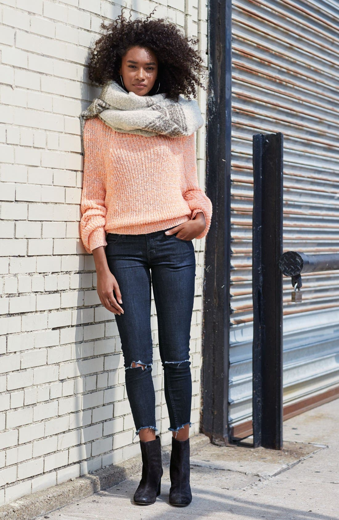 Alternate Image 7  - Free People Electric City Pullover Sweater