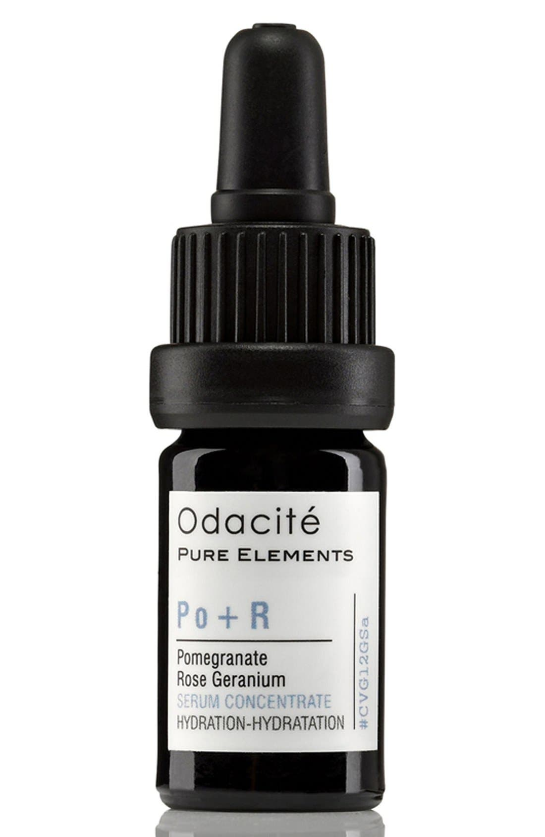 Odacité Po + R Pomegranate-Rose Geranium Hydration Serum Concentrate