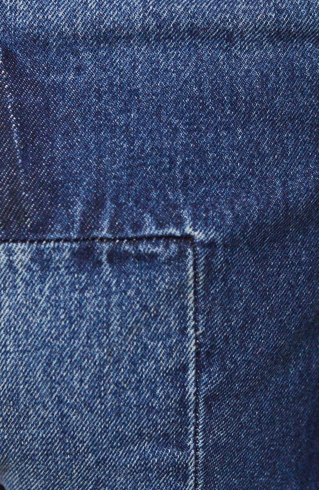 Alternate Image 3  - Vetements x Levi's® Denim Hot Pants
