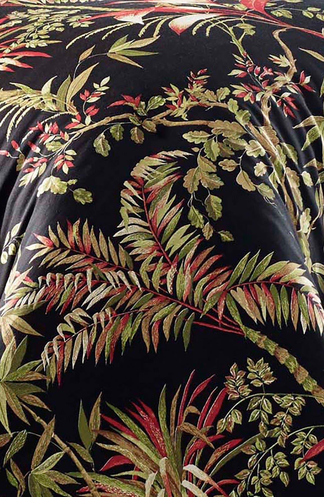 Alternate Image 2  - Tommy Bahama Jungle Drive Comforter, Sham & Bed Skirt Set
