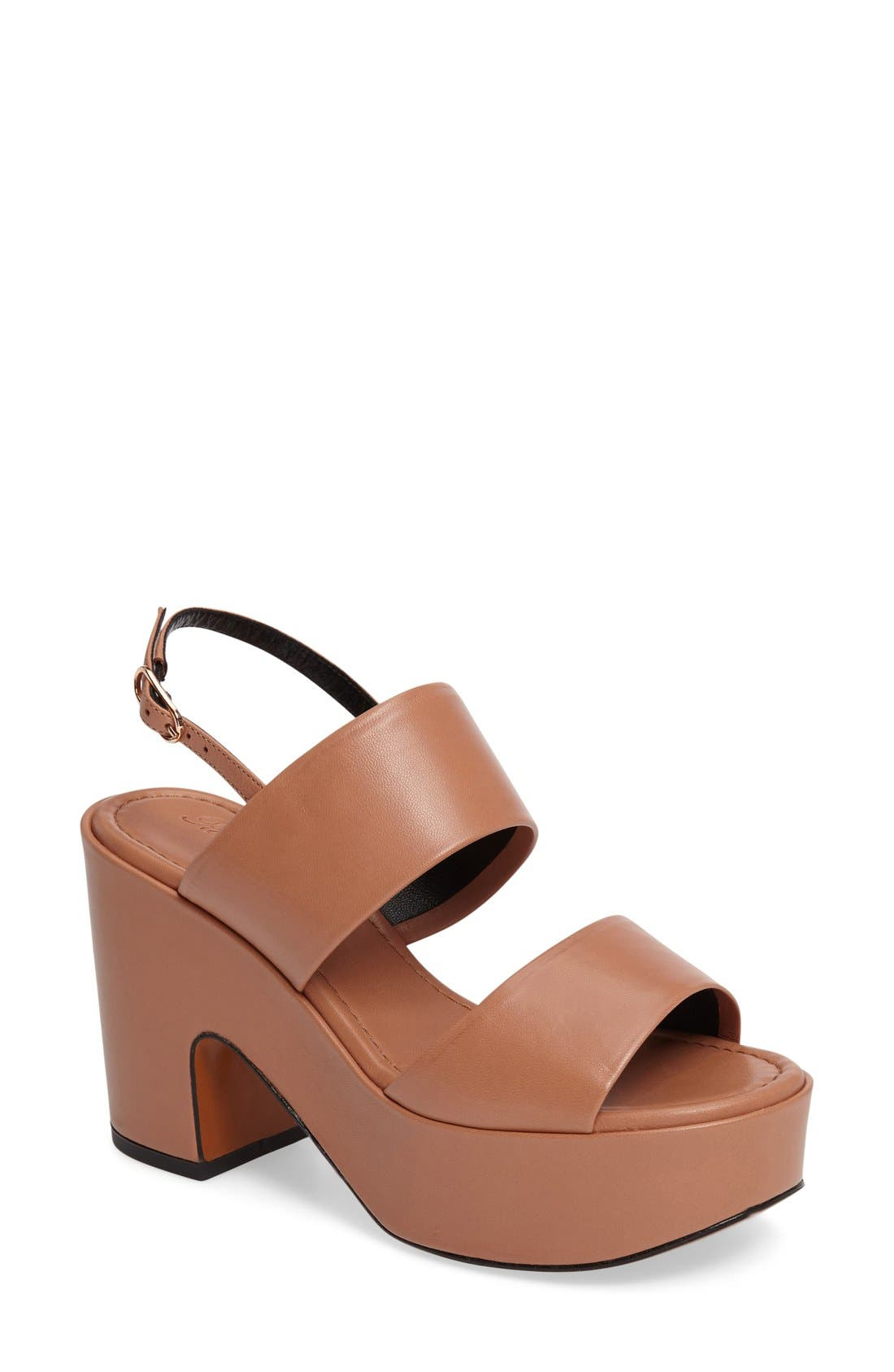 Main Image - Robert Clergerie Emple Platform Sandal (Women)