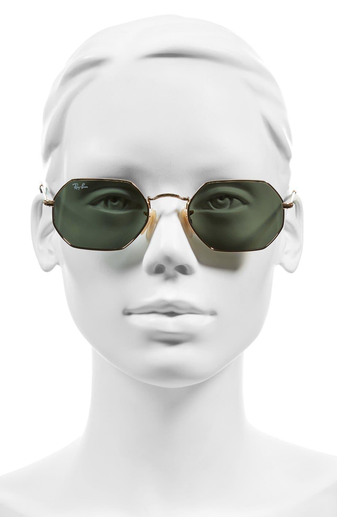 Alternate Image 2  - Ray-Ban Icons 53mm Sunglasses