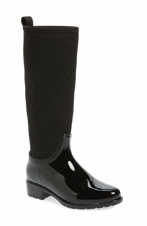 Tall Black Boots Nordstrom