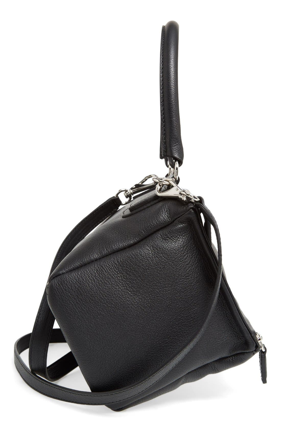 Alternate Image 5  - Givenchy 'Small Pandora' Leather Satchel