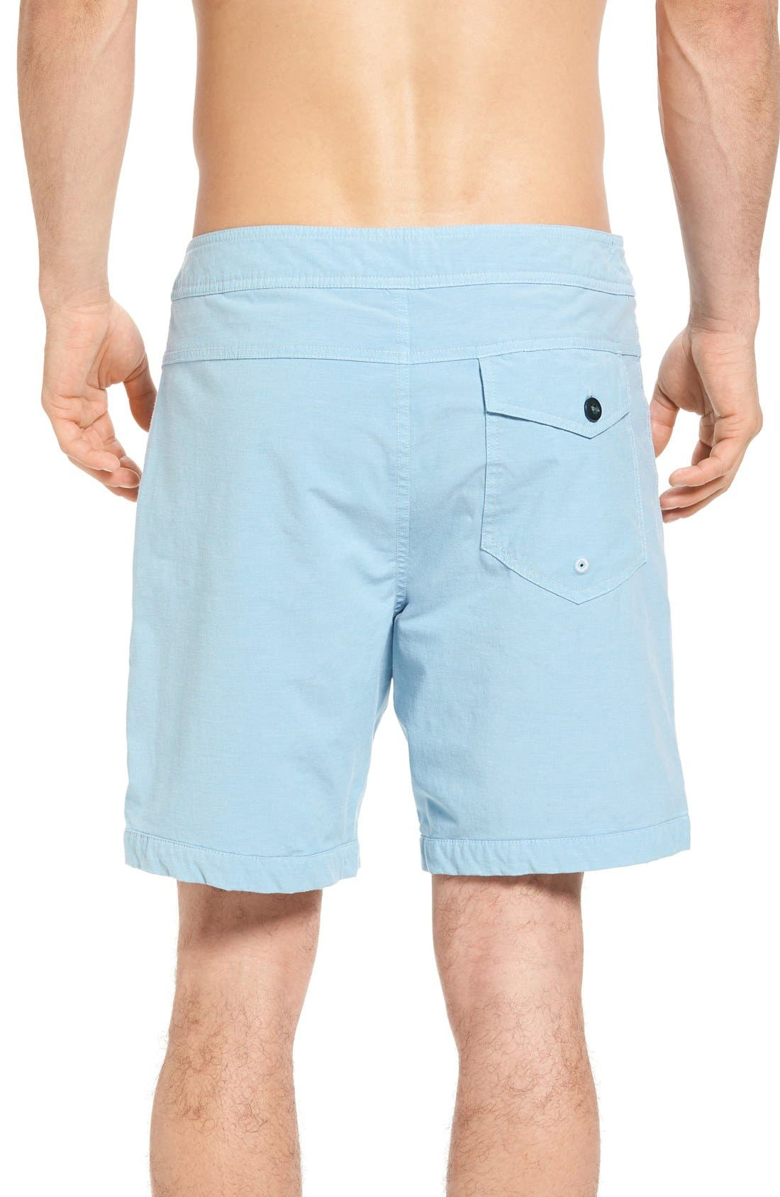 Venice Board Shorts,                             Alternate thumbnail 2, color,                             Light Blue