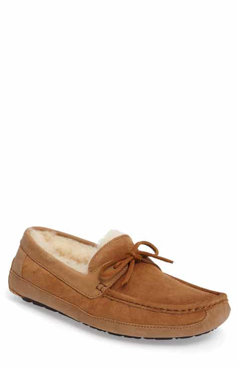 Men s Slippers   Moccasins  b9c3f30fb