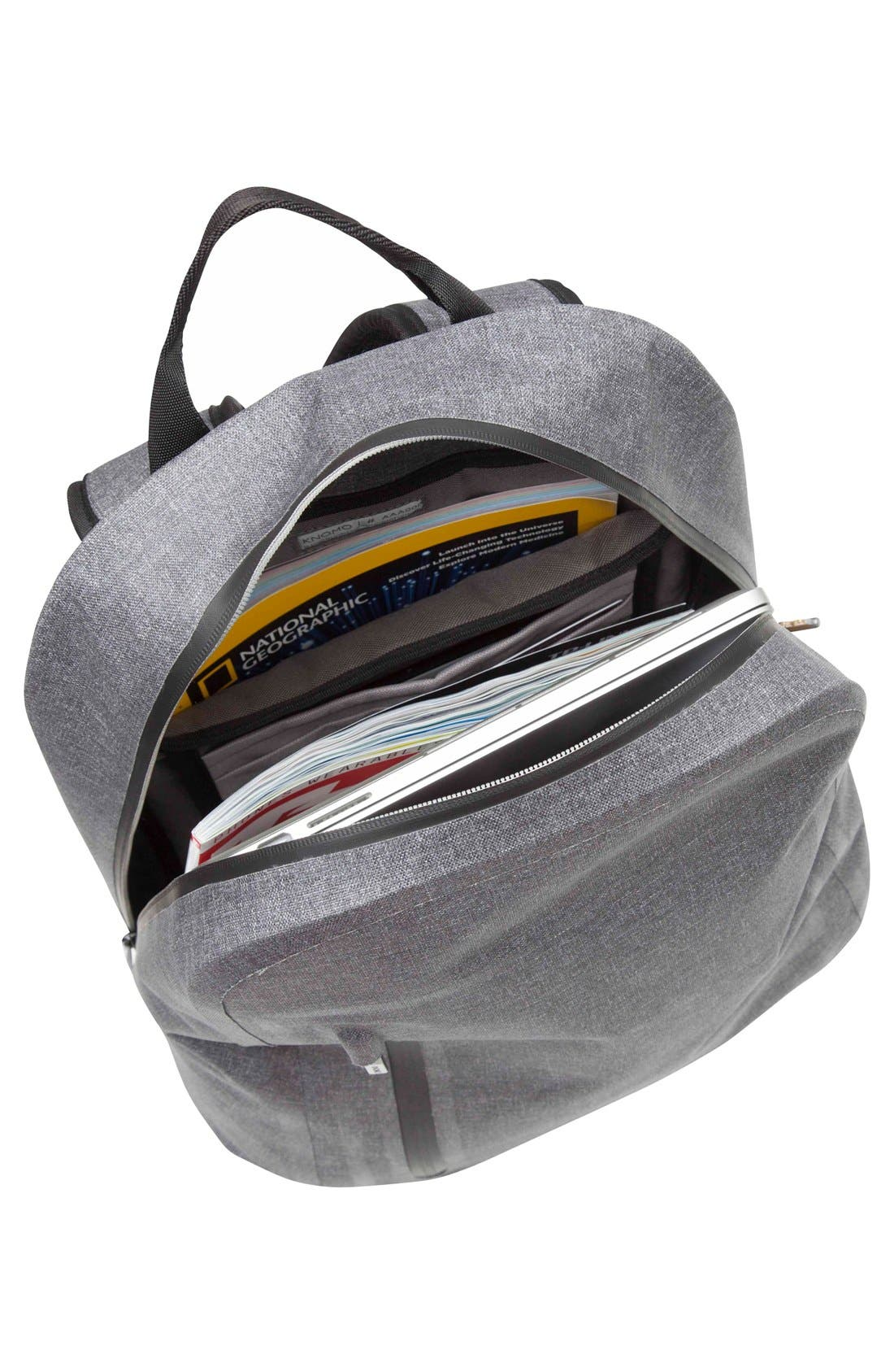 Thames Harpsden Backpack,                             Alternate thumbnail 3, color,                             Grey