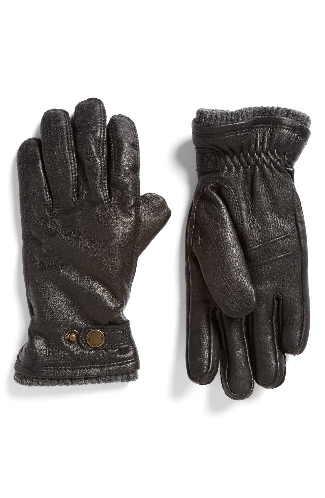 Hestra Utsjo Leather Gloves